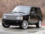 2005 Land Rover Range Rover HSE Front 3/4 View
