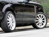 2005 Land Rover Range Rover HSE Custom Wheels