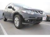 2011 Super Black Nissan Murano SL #89243321