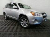 2011 Classic Silver Metallic Toyota RAV4 Limited 4WD #89243270