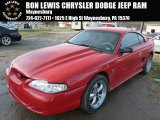 1995 Rio Red Ford Mustang GT Coupe #89265379