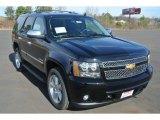 2014 Black Chevrolet Tahoe LTZ 4x4 #89265411
