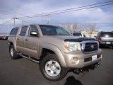 2007 Desert Sand Mica Toyota Tacoma V6 PreRunner TRD Double Cab #89274859