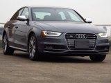 2014 Monsoon Gray Metallic Audi S4 Premium plus 3.0 TFSI quattro #89274958