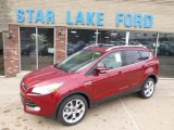 2014 Ruby Red Ford Escape Titanium 2.0L EcoBoost 4WD #89274947