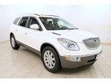 2011 White Opal Buick Enclave CXL #89274897