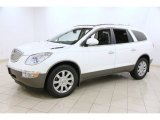 2011 Buick Enclave White Opal