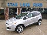 2014 Ingot Silver Ford Escape Titanium 2.0L EcoBoost 4WD #89274946