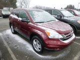 2011 Tango Red Pearl Honda CR-V EX 4WD #89275039