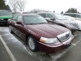 2004 Autumn Red Metallic Lincoln Town Car Executive #89275038