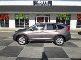 2013 Kona Coffee Metallic Honda CR-V EX-L #89274841