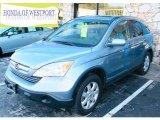 2008 Glacier Blue Metallic Honda CR-V EX-L 4WD #89274729