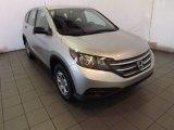 2014 Alabaster Silver Metallic Honda CR-V LX #89274681