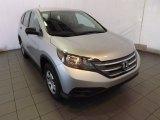 2014 Alabaster Silver Metallic Honda CR-V LX #89274680