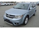 2013 Winter Chill Pearl Dodge Journey SXT #89274916