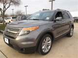 2014 Sterling Gray Ford Explorer Limited #89300738