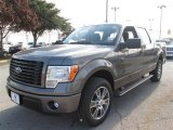 2014 Sterling Grey Ford F150 STX SuperCrew #89300736