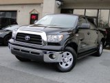 2008 Black Toyota Tundra SR5 CrewMax 4x4 #89300870