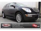 2009 Carbon Black Metallic Buick Enclave CXL #89300934