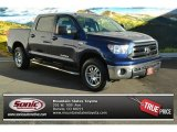 2013 Nautical Blue Metallic Toyota Tundra SR5 CrewMax 4x4 #89300647