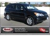 2011 Crystal Black Pearl Honda CR-V SE #89300852