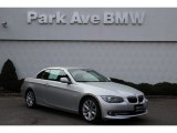 2011 Titanium Silver Metallic BMW 3 Series 328i Convertible #89300723