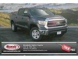2014 Magnetic Gray Metallic Toyota Tundra SR5 Crewmax 4x4 #89300645
