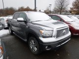 2011 Magnetic Gray Metallic Toyota Tundra Limited CrewMax 4x4 #89301109