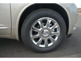 Buick Enclave 2014 Wheels and Tires