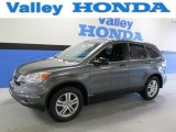 2011 Polished Metal Metallic Honda CR-V EX 4WD #89300699