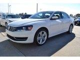 2014 Candy White Volkswagen Passat TDI SE #89300953