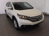2014 White Diamond Pearl Honda CR-V EX-L #89300689
