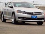 2014 Reflex Silver Metallic Volkswagen Passat 1.8T SE #89301077