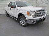 2014 Oxford White Ford F150 XLT SuperCrew #89300889