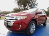 2014 Ruby Red Ford Edge Limited #89336534