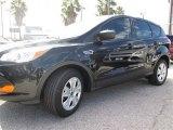 2014 Tuxedo Black Ford Escape S #89336491