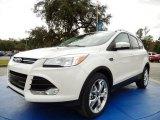 2014 White Platinum Ford Escape Titanium 2.0L EcoBoost #89336549