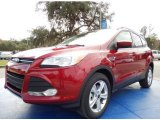 2014 Ruby Red Ford Escape SE 2.0L EcoBoost #89336548