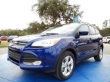 2014 Deep Impact Blue Ford Escape SE 2.0L EcoBoost #89336545