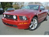 2006 Redfire Metallic Ford Mustang GT Premium Convertible #89336650