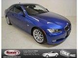 2007 Montego Blue Metallic BMW 3 Series 328i Coupe #89336604