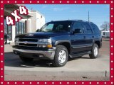 2004 Dark Blue Metallic Chevrolet Tahoe LT 4x4 #89351101