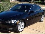 2009 Black Sapphire Metallic BMW 3 Series 335i Convertible #89351313