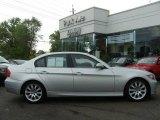 2006 Titanium Silver Metallic BMW 3 Series 330i Sedan #8918995
