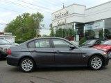 2006 Sparkling Graphite Metallic BMW 3 Series 325i Sedan #8918999
