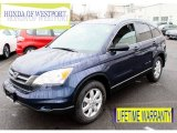 2011 Royal Blue Pearl Honda CR-V SE 4WD #89350985