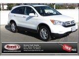 2010 Taffeta White Honda CR-V EX-L #89351086