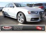 2014 Ice Silver Metallic Audi S4 Premium plus 3.0 TFSI quattro #89351133