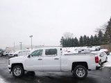 2014 Summit White Chevrolet Silverado 1500 LT Crew Cab 4x4 #89351282