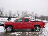 2014 Victory Red Chevrolet Silverado 1500 LT Crew Cab 4x4 #89351281